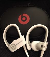 Beats by Dr Dre Powerbeats 2 Wireless In Ear Headphones - White Color