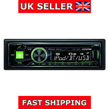 ALPINE CDE-173BT CD MP3 BLUETOOTH STEREO AUTO USB AUX-IN IPOD IPHONE PLAYER