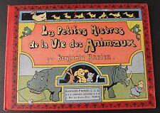 RABIER. Les Petites Miseres de la Vie des Animaux. First Edition. Paris: 1908.