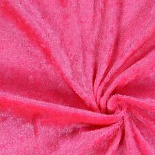 Crushed Velvet Elasticated Bed Valance / Divan Base Cover / Bed Wrap