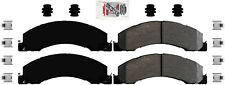 Disc Brake Pad Set-AmeriPlatinum SD Front,Rear Autopartsource ASD1335