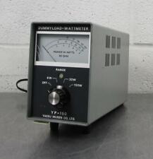 Yaesu Musen YP-150 Dummyload-Wattmeter