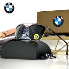 2020 BMW Men's Sunglasses Polarized UV400 Eyewear Sports Driving Sunglass +BOX