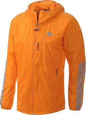 New Adidas Terrex Swift Mens Wind Jacket D81897 Size M Color Orange