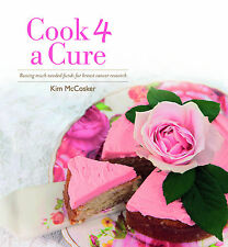 Direct from 4 Ingredients, Cook 4 a Cure, Breast Cancer Foundation, *NOW SIGNED*