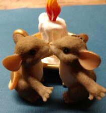 Enesco Charming Tails Candle Light Kisses