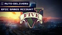 [INSTANT DELIVERY]Grand theft auto V|GTA 5 PREMIUM EDITION|GTA ONLINE|EPICGAMES