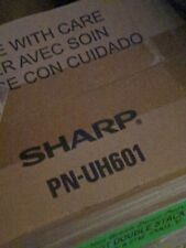 "Sharp PN-UH601 60"" 4K Commercial TV"
