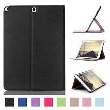 Tasche für Samsung Tab A 9.7 Zoll SM-T550 SM-T555 Case Hülle Stand Schwarz