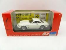 Ferrari 330 GTC Coupé 1966 Blanche Bianco White 9099 1/43 Model Best en boite