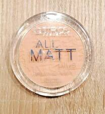 Catrice All Matt Plus Puder 027 Rosy Beige