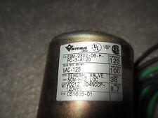 (V11-1) 1 VERSA ESM-2302-06-H-PC-3-A120 SOLENOID VALVE
