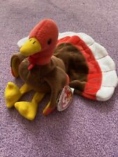 TY Beanie Babies - Gobbles - Now Retired - RARE