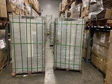(Pallet of 40) Sunpower 320w Silver Frame 96 Cell Solar Panel SPR-320E-WHT-D