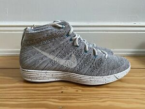 Nike Lunar Flyknit Chukka HTM Snow Pack Grey | US 9 | EU 42,5 | UK 8
