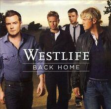 Back Home by Westlife (CD, Nov-2007, Sony Music Distribution (USA))