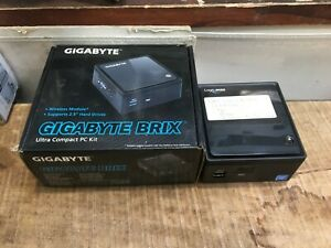 Gigabyte BRIX GB-BACE-3000 intel celeron N3150 2x1.60GHZ 4go dd 500do win 10 fam