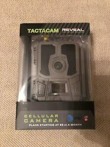 Tactacam Reveal Cellular Trail Camera AT&T - SHIPS FAST!