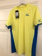 Mizuno T-Shirt Tennis/Fitness Flex Crew Gr. M