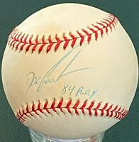 DWIGHT DOC GOODEN Autographed Signed Inscribed ROY Baseball Ball NY Mets PSC
