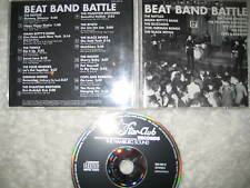 RARE CD BEAT BAND Battle Star-Club The Rattles GERMAN BONDS Phantom Brothers oi