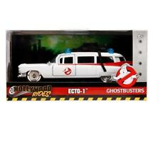 Ghostbuster Ecto-1 Cadillac Ambulance 1:32 Scale Diecast Model Car
