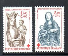 FRANCE MNH 1983 SG2599-2600 RED CROSS FUND