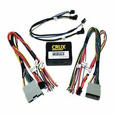 Crux SWRCR-59 Chrysler Dodge Jeep Radio Replacement 2004-2013 SWRCR59 Chime