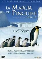 EDIZIONE SPECIALE La Marcia Dei Pinguini (2005) DVD SPECIAL EDITION 2 DISCHI