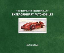 Illustrated Encyclopedia of Extraordinary Automobiles, , DK Publishing, Very Goo