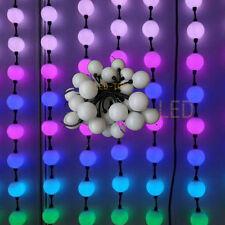 20PCS WS2811 6LED 50MM 5050 RGB Milky Ball Light LED Pixel module Muti-Color 12V