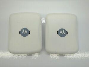 Lot of 2 Motorola AP-650 Wireless Access Points 802.11n 300 Mbps