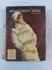 MONTGOMERY WARD 1966 Fall and Winter Catalog