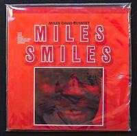 MFSL 2 LP  MILES DAVIS  MILES SMILES  45 RPM  * SEALED PROMO *  Audiophile  MoFi