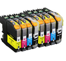Color Ink Tanks + chip for Brother LC203XL MFC-J5520DW MFC-J680DW MFC-J880DW