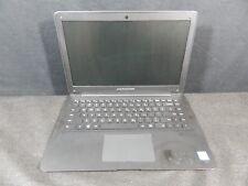 """Packard Bell N1400 14"""" Laptop 1.44GHz 2GB RAM WORKING NEEDS POWER SUPPLY"""