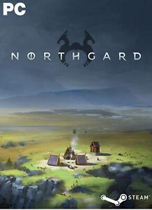 Northgard Key - PC Digital Download Code Steam Simulation Spiel [Worldwide/EU]