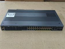 Cisco WS-C2960X-24PSQ-L   price w/o VAT 350 EUR