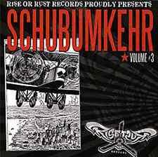 CD SCHUBUMKEHR III Sampler Musik Hardcore Ska Punkrock Österreich Austria Rise