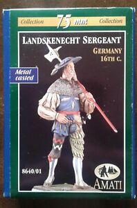 Amati - Sergente Lanzichenecco - XVI Sec.