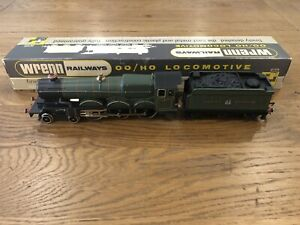 Wrenn W2247 Clun Castle Locomotive Train & Tender Boxed
