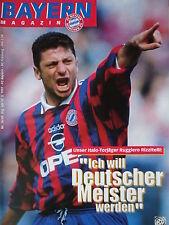Programm 1996/97 FC Bayern München - SC Freiburg