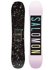 Salomon Grace Kinder Snowboard Junior Snowboard Freestyle Boards
