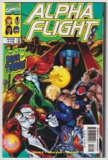 ALPHA FLIGHT #16 | Vol. 2 | 1st cameo app. Big Hero 6 team | 1998 | VF/NM