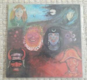 King Crimson - In The Wake Of Poseidon Vinyl 1977
