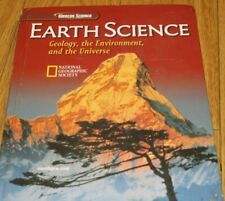 Earth Science Geology, The Environment and Universe National Geographic Society