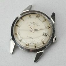 Vintage CERTINA Automatic 28-451 Stainless Steel Parts Repairs Spares Watchmaker