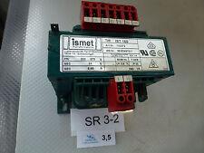 Ismet Is 160 No. 703272 Transformer 320VA Pri 220 575V Sec 24V