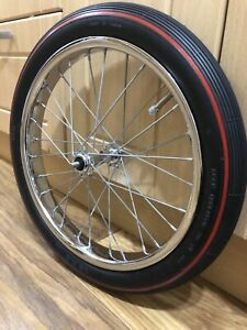 Raleigh chopper mk1 Tyre and Wheel