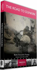 Road To Dunkirk The 1940 Military Battle Disaster Retreat and Rescue War DVD